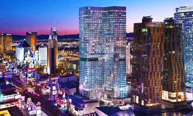 ウォルドルフ アストリア ラスベガス Waldorf Astoria Las Vegas