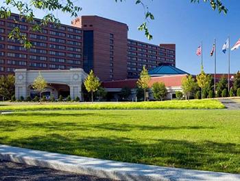 ワシントン マリオット ワードマン パーク ホテル
