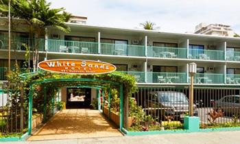ホワイト サンズ ホテル