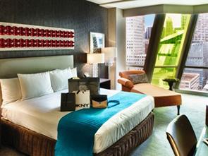 ウィット シカゴ - ア ダブルツリー バイ ヒルトン ホテル