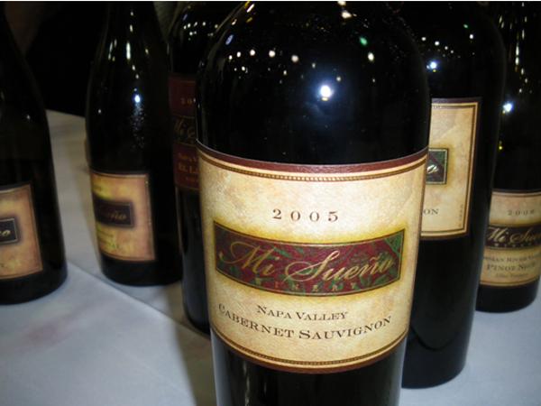 カリフォルニアワインカントリーの旅 Mi Sueno Cabernet Sauvignon