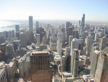 シカゴ観光とナイアガラの滝