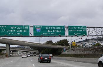 さらば、サンフランシスコ