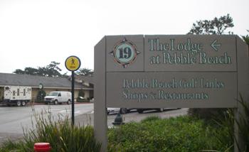 17 mile drive にあるホテル