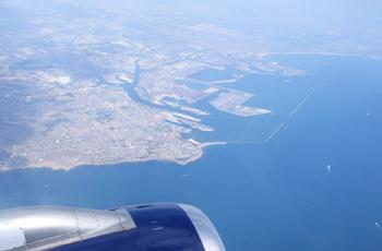 アメリカ国内線に乗る(U.S.Airways)
