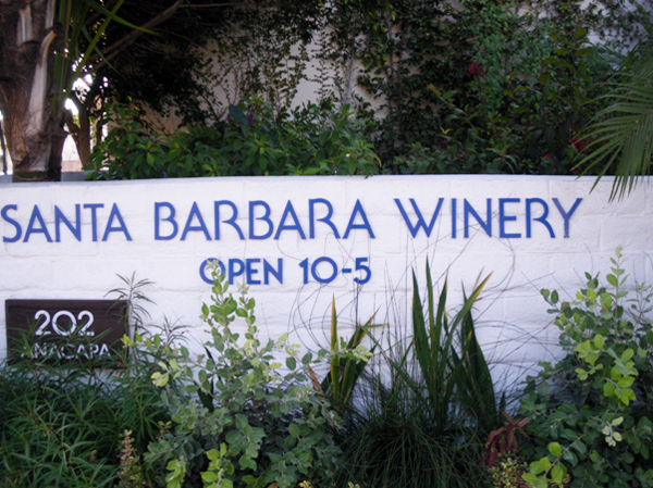 サンタ バーバラ ワイナリー紀行1 サンタ バーバラ ワイナリー santa barbara winery