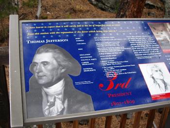 4人のアメリカ大統領 トーマス・ジェファーソン