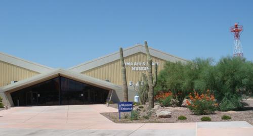 ピマ航空宇宙博物館へ