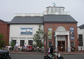 捕鯨博物館