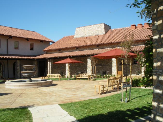 カリフォルニアワインカントリーの旅 ヴィーナ・ロブルズ・ビンヤーズ & ワイナリー Vina Robles Winery
