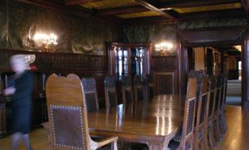 鉄道王ジェームズJヒル邸を見学
