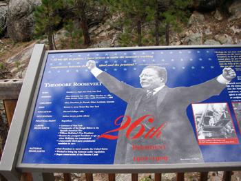 4人のアメリカ大統領 セオドア・ルーズベルト