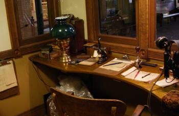 スペリオル湖鉄道博物館