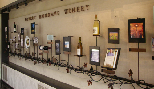 ロバート モンダヴィ ワイナリー Robert Mondavi Winery