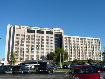 ミレニアムマックスウェルハウスホテル