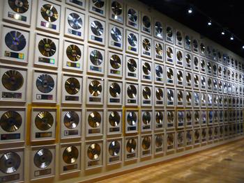 カントリーミュージックの殿堂博物館 その2