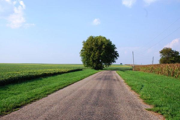 イリノイ州のルート66沿線