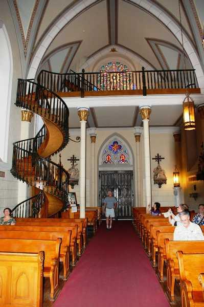 ロレット・チャペル Loretto Chapel