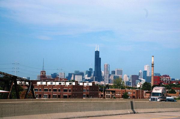 シカゴのSkyline