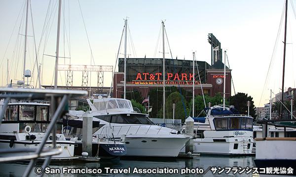 AT&Tパーク サンフランシスコ・ジャイアンツの本拠地