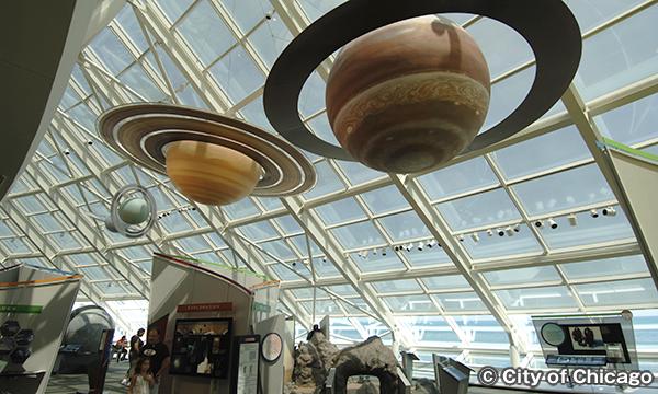 アドラープラネタリウム&天文博物館 Adler Planetarium