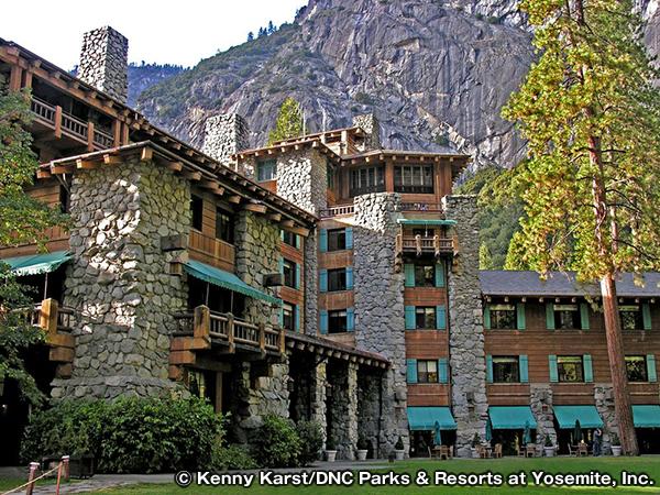 マジェスティック・ヨセミテ・ホテル The Majestic Yosemite Hotel