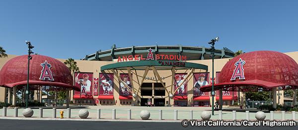エンゼル・スタジアム・オブ・アナハイム Angel Stadium of Anaheim