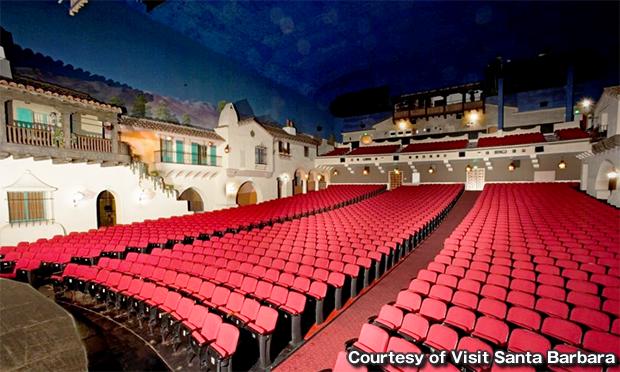 アーリントン シアター The Arlington Theatre