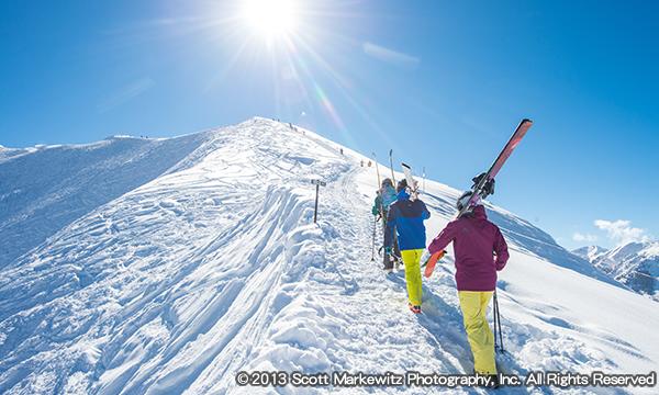 スキー場のスペック