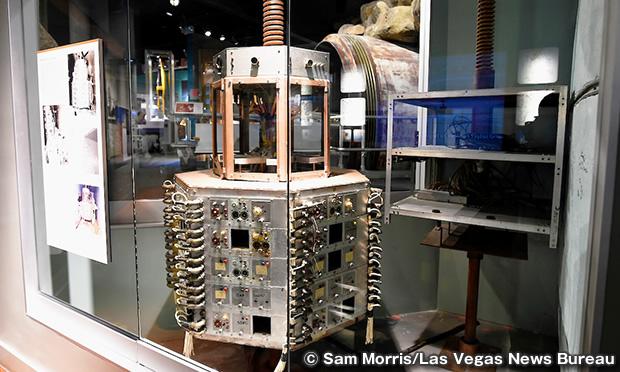 核実験博物館 National Atomic Testing Museum