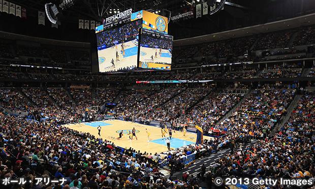 ボール・アリーナ Ball Arena