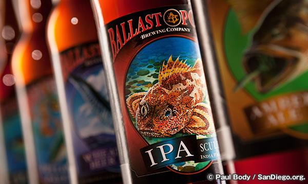 バラスト ポイント ブリュワリー Ballast Point Brewery