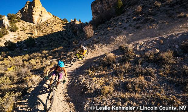 バーンズキャニオン・マウンテンバイク・トレイルズ Barnes Canyon Mountain Bike Trails
