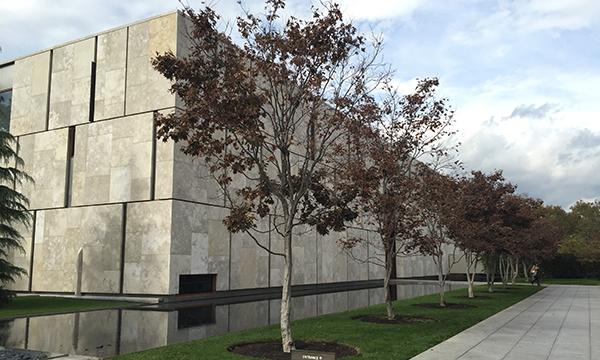 バーンズ財団美術館 Barnes Foundation