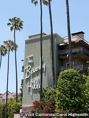 ザ・ビバリーヒルズ・ホテル THE BEVERLY HILLS HOTEL