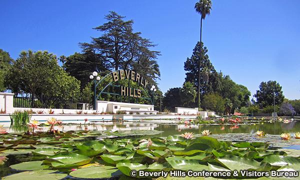 ビバリーヒルズ サイン Beverly Hills Sign