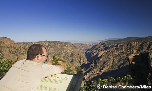 ブラックキャニオン国立公園 Black Canyon of the Gunnison