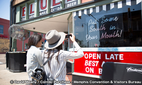 ブルース・シティ・カフェ Blues City Cafe