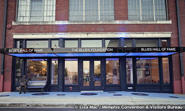 ブルース殿堂博物館 Blues Hall of Fame Museum