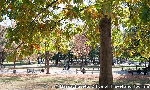 ボストンコモン Boston Common