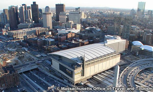 ボストン コンベンション アンド エキシビジョン センター Boston Convention and Exhibition Center