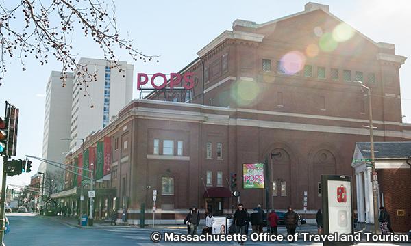 シンフォニーホール Symphony Hall