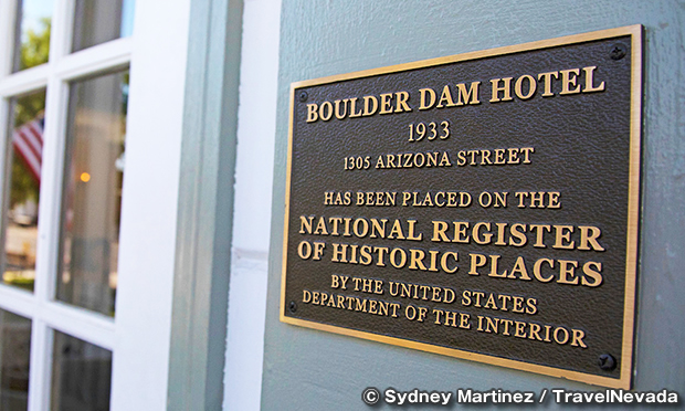 ボルダーダムホテル Boulder Dam Hotel