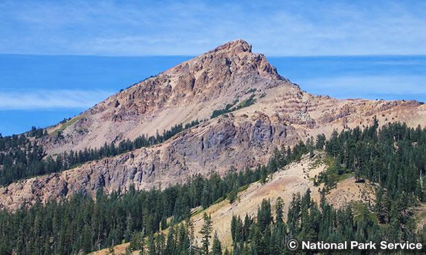 ブロークオフ・マウンテン トレイル Brokeoff Mountain Trail