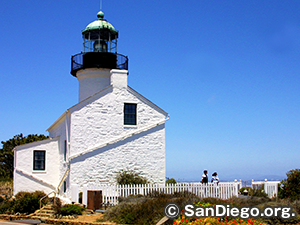 Old Point Loma Lighthouse›