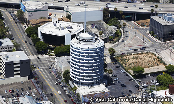 キャピトル・レコード Capitol Records