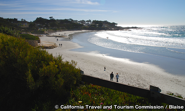 カーメルビーチ Carmel Beach