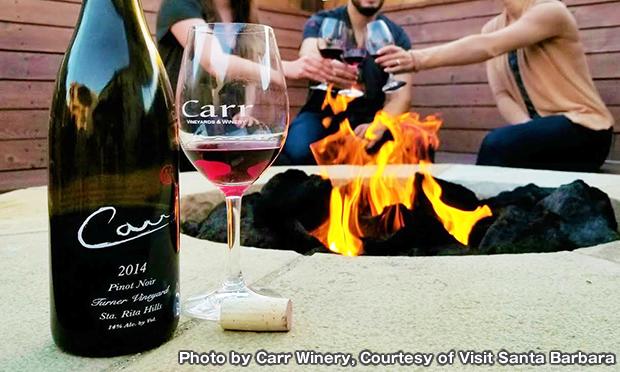 カー ワイナリー Carr Winery