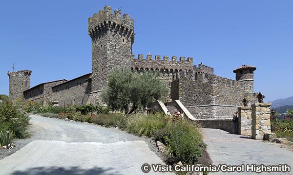 カステッロ・ディ・アモローサ Castello di Amorosa