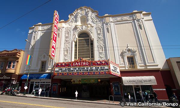 カストロ劇場(Castro Theatre)